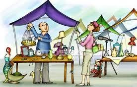 flea market clipart