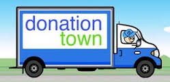 donation town truck