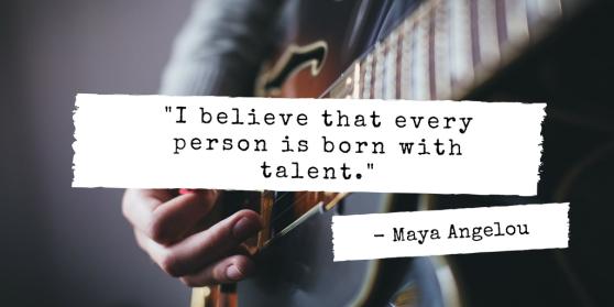 - Maya Angelou Twitter Tweet