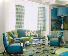 Amazing Of Blue And Green Living Room Inspiration On Blue #4021 throughout Blue Green Living Room - The Best Home Decoration Concept Ideas and Interior Design Inspirations