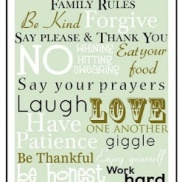 family rules 2