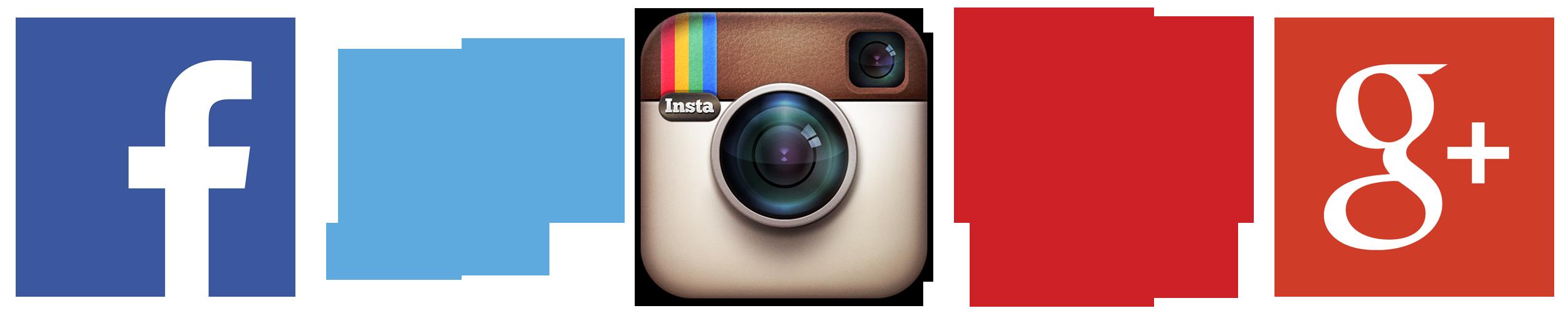 social-media-instagram-facebook-twitter-youtube-icons
