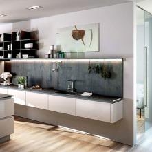 industrial style kitchen 2019