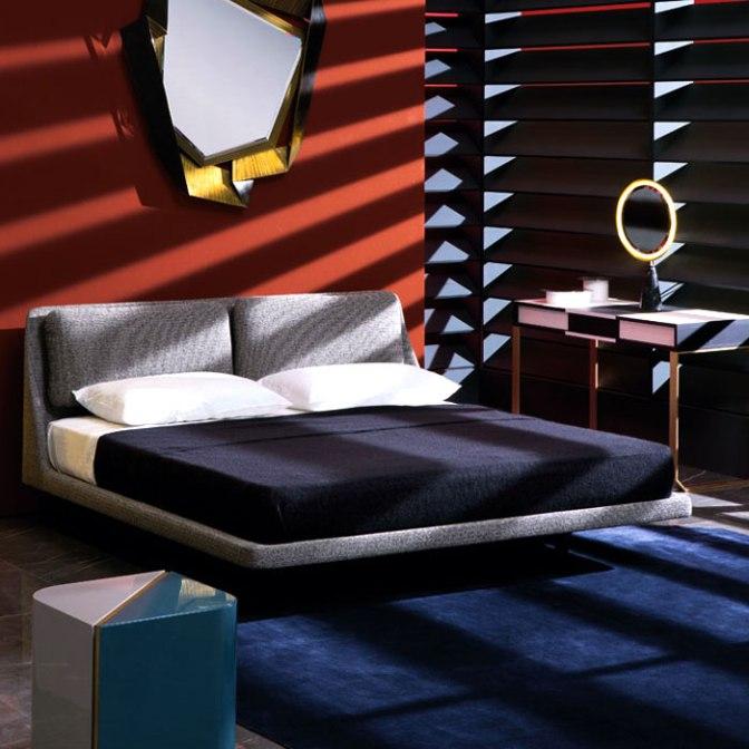 retro bedroom 2019