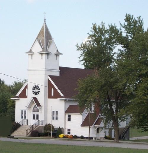 Zion Lutheran Church Blackburn MO
