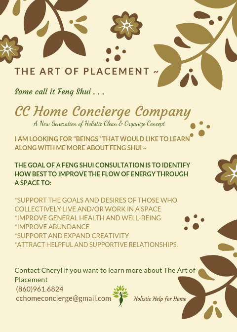 the art of placement _ feng shui