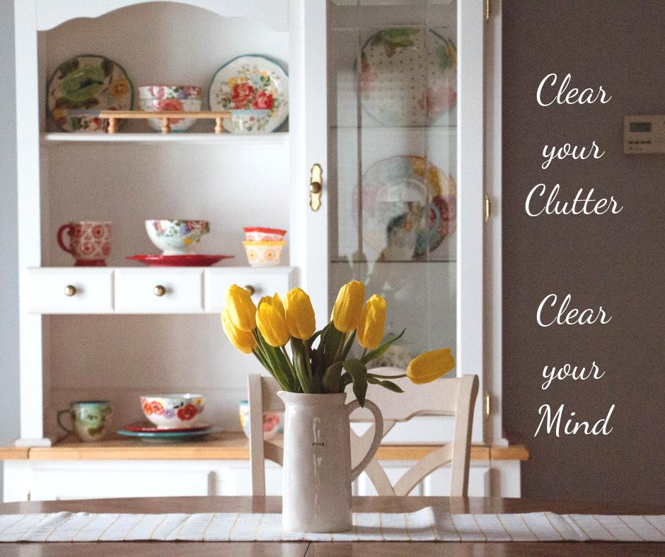 Clear your Clutter Clear your Mind (1)