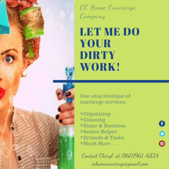 Let me do your dirty work