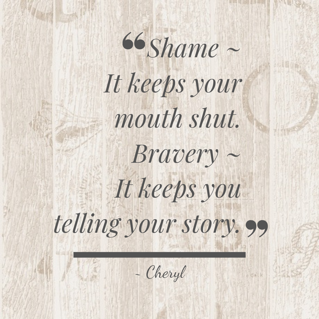Shame It Keeps Your Mouth Shut