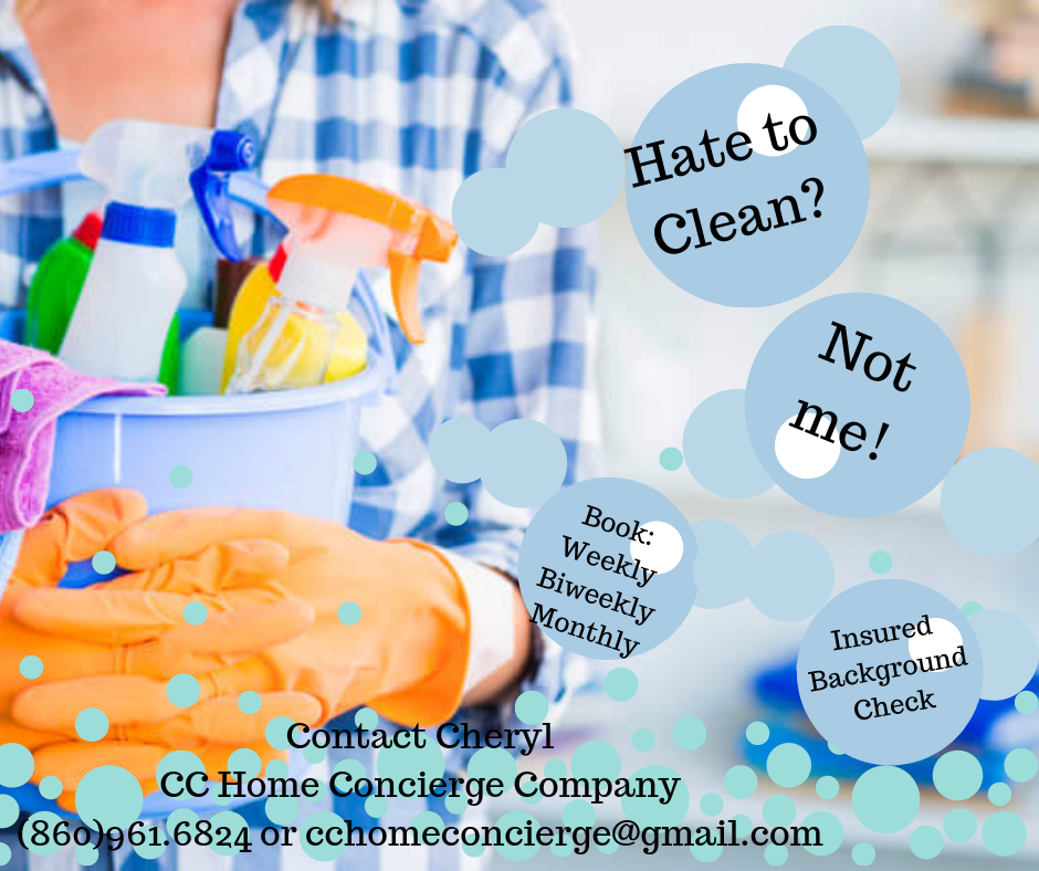 Hate to clean-Not me