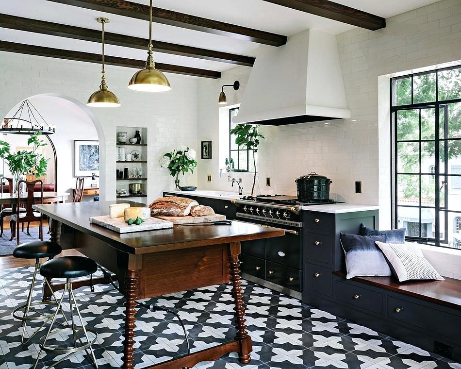 kitchen-Geometric