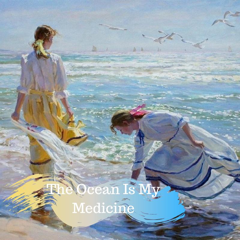 The Ocean Is My Medicine