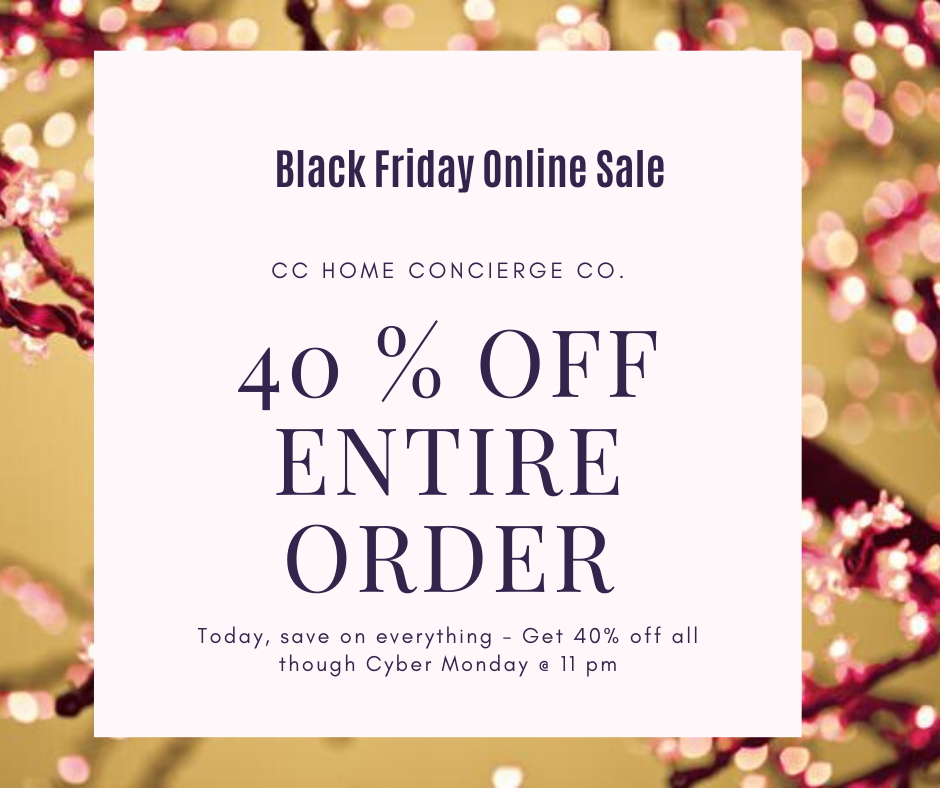 Black Friday Online Sale