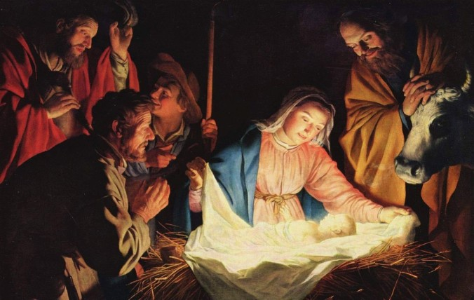 The-Adoration-of-the-Shepherds