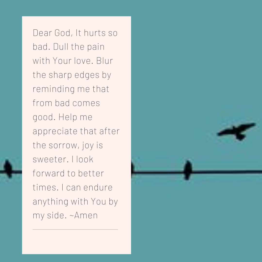 Dear God Quote